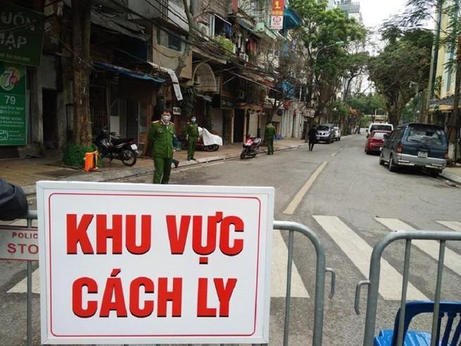 Chủ tịch Hà Nội ra công điện khẩn chống dịch COVID-19 - ảnh 1