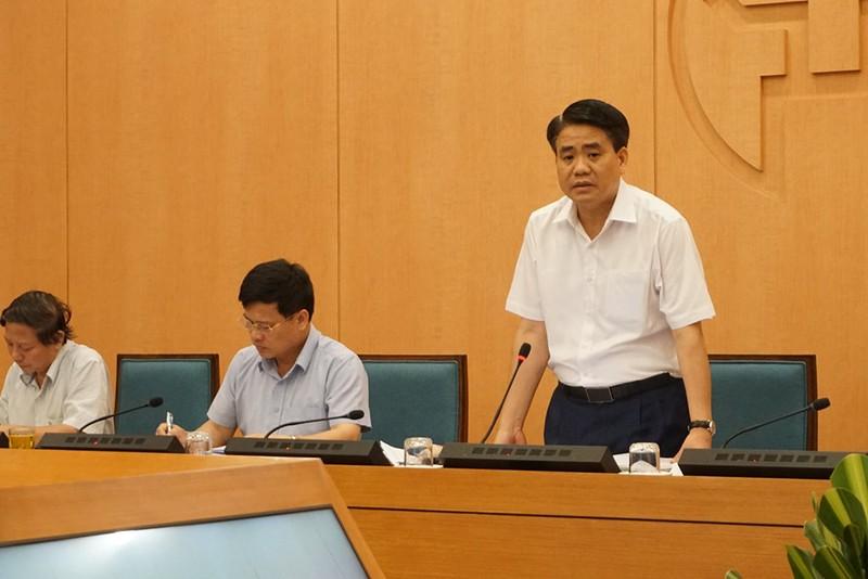 Hà Nội sẽ test COVID-19 với 21.000 người về từ Đà Nẵng - ảnh 1
