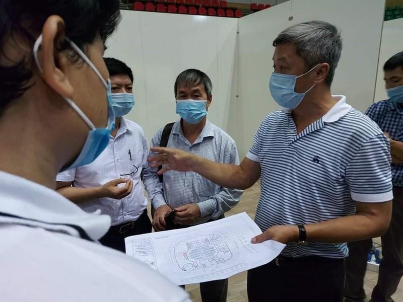 Thứ trưởng Y tế xin Thủ tướng cho ở lại Đà Nẵng đến hết dịch - ảnh 1
