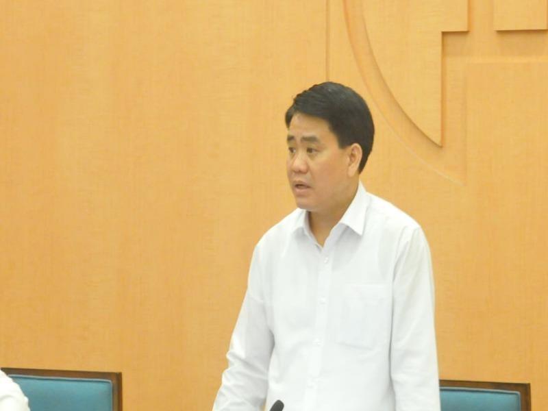 Hà Nội xử phạt người không đeo khẩu trang nơi công cộng - ảnh 1