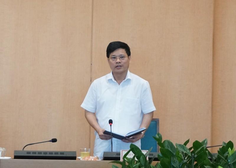 Phó Chủ tịch TP Hà Nội đề xuất cách ly người về từ Đà Nẵng - ảnh 1