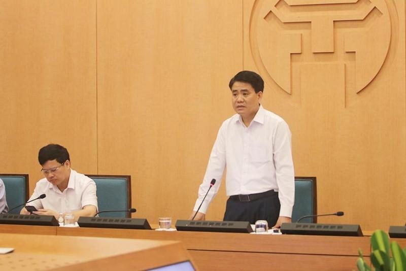 Phó Chủ tịch TP Hà Nội đề xuất cách ly người về từ Đà Nẵng - ảnh 2