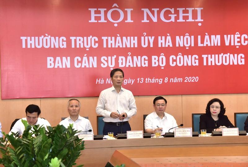 Quỹ đất cạn, Hà Nội làm thương mại, công nghiệp công nghệ cao - ảnh 1