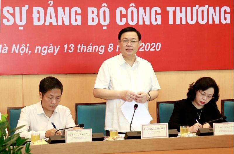 Quỹ đất cạn, Hà Nội làm thương mại, công nghiệp công nghệ cao - ảnh 2
