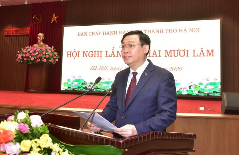 Dân Hà Nội sẽ có thu nhập bình quân 8.500 USD vào năm 2025  - ảnh 1