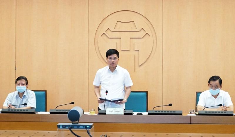 Hà Nội sẽ mở chiến dịch xử phạt người không đeo khẩu trang - ảnh 1
