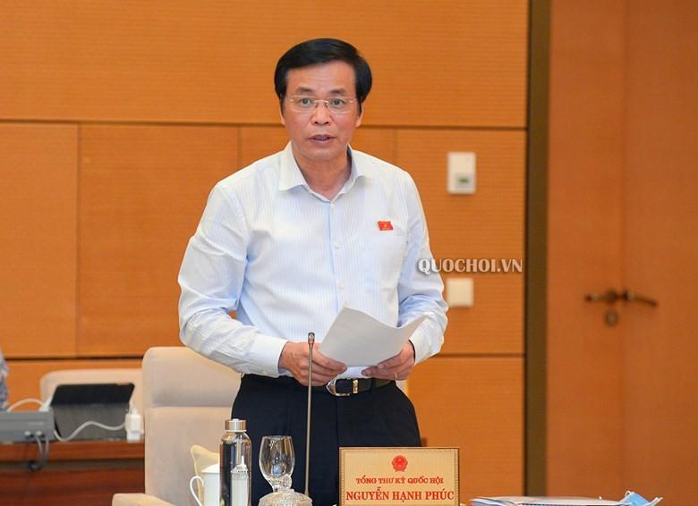 Quốc hội sẽ bãi nhiệm tư cách ĐBQH ông Phạm Phú Quốc - ảnh 1