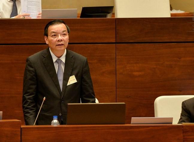 Ông Chu Ngọc Anh nói gì khi về nhận nhiệm vụ tại TP Hà Nội - ảnh 2