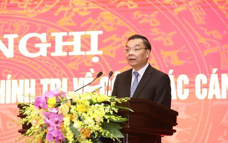 Ông Chu Ngọc Anh được bầu làm Chủ tịch UBND TP Hà Nội - ảnh 1