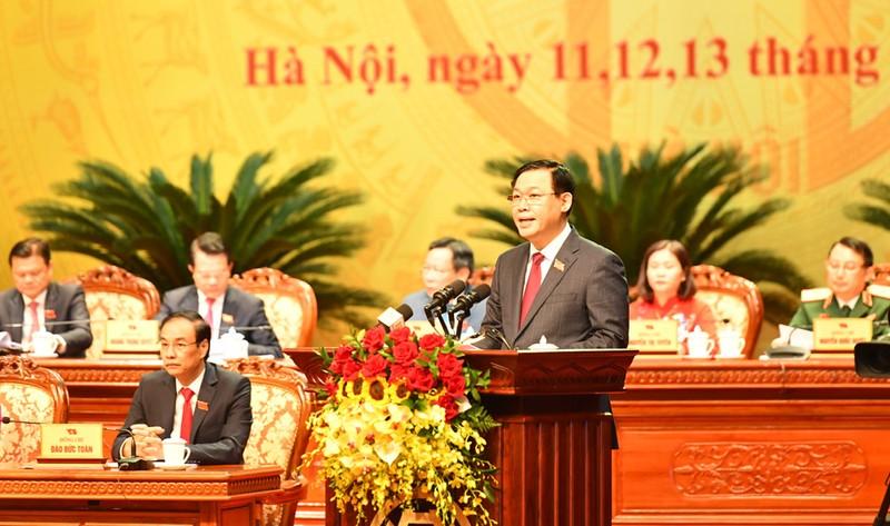 Tổng Bí thư, Chủ tịch nước chỉ đạo Đại hội Đảng bộ TP Hà Nội - ảnh 3