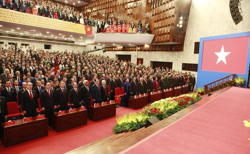 Tổng Bí thư, Chủ tịch nước chỉ đạo Đại hội Đảng bộ TP Hà Nội - ảnh 2