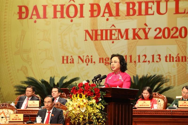 Hà Nội phấn đấu đến 2025 thu nhập 8.300-8.500 USD/người/năm  - ảnh 1