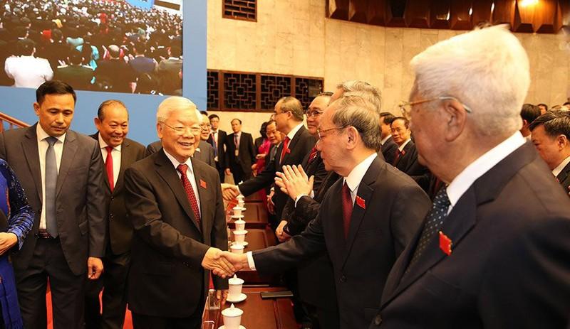 Tổng Bí thư, Chủ tịch nước chỉ đạo Đại hội Đảng bộ TP Hà Nội - ảnh 1