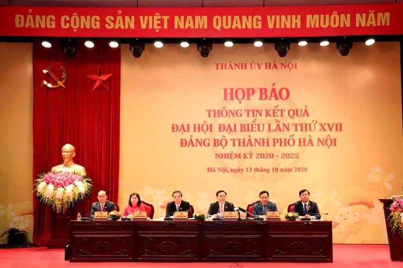 Bí thư Hà Nội: Người dân phải được hưởng thành quả phát triển - ảnh 1