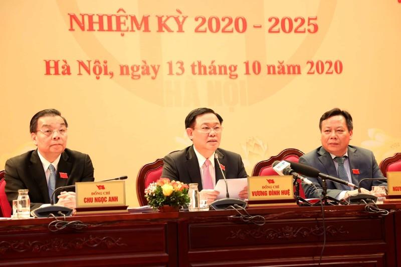 Bí thư Hà Nội: Người dân phải được hưởng thành quả phát triển - ảnh 2