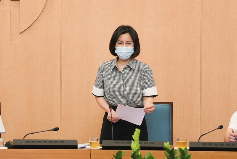 Hà Nội: 1 bác sỹ bệnh viện tuyến Trung ương nhiễm COVID-19 - ảnh 1