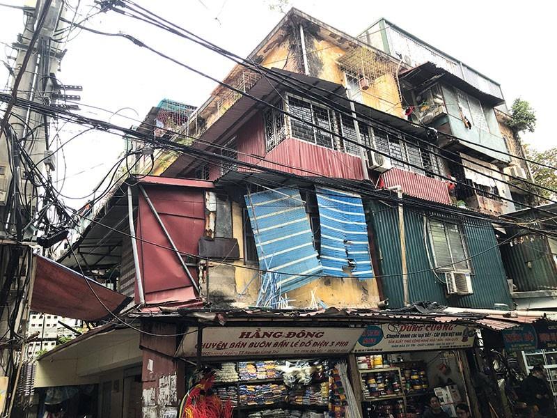 Hà Nội đặt lộ trình cải tạo, xây mới các chung cư cũ - ảnh 1