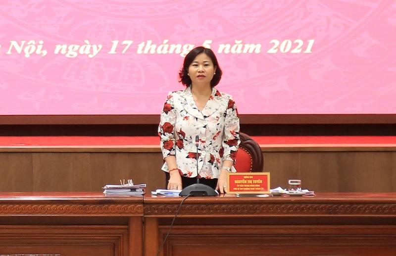 Hà Nội hơn 4.000 khu vực bỏ phiếu sẵn sàng cho ngày bầu cử - ảnh 2