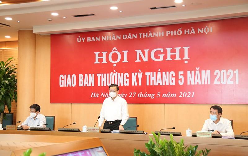 Chủ tịch Hà Nội: biến chủng mới có chu kỳ lây nhiễm chỉ 2 ngày - ảnh 2
