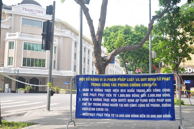 Bí thư Hà Nội lý giải việc giãn cách toàn thành phố theo chỉ thị 16 - ảnh 1