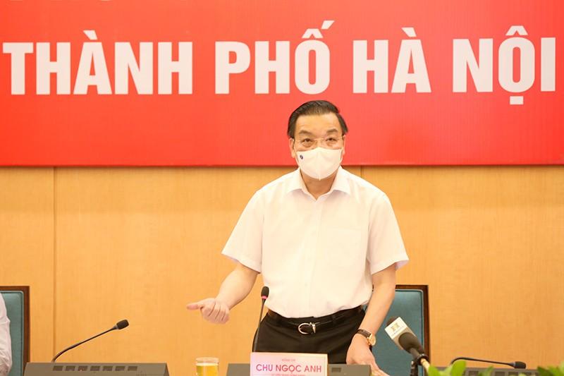 Hà Nội: Dịch lan vào chợ, bệnh viện, chuỗi cung ứng hàng hóa - ảnh 2