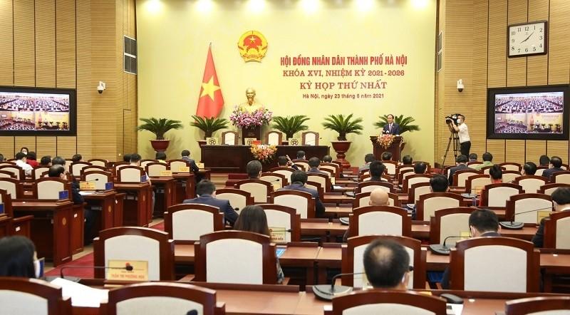 HĐND TP Hà Nội lùi kỳ họp thứ 2 đến cuối tháng 8-2021 - ảnh 1