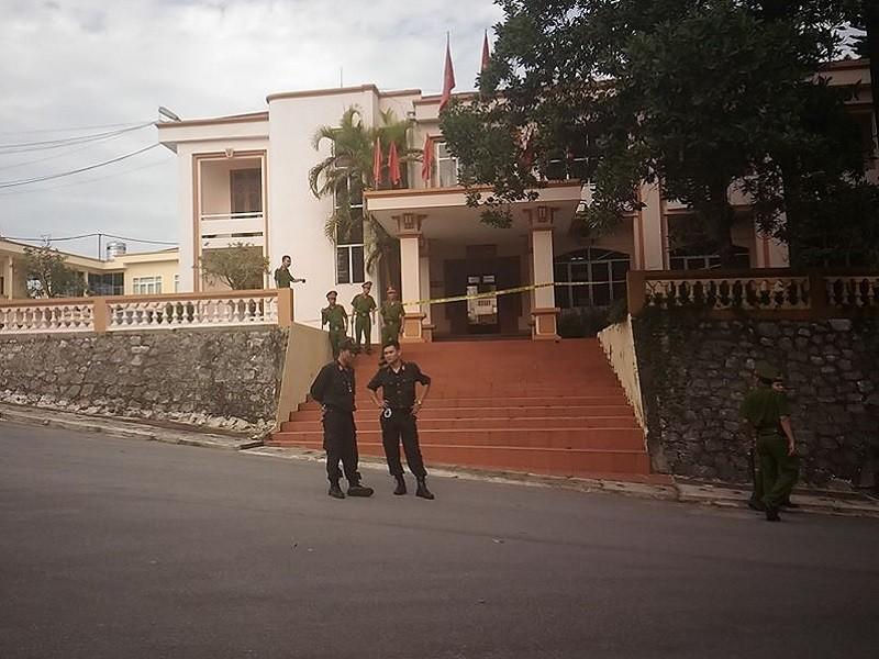 Họp báo vụ nổ súng khiến Bí thư tỉnh ủy Yên Bái tử vong - ảnh 1