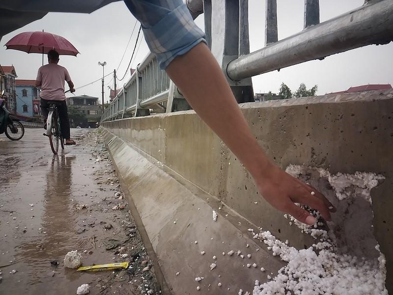 Thực hư cầu 65 tỉ đồng tại Hà Nội xây bằng 'bê tông cốt xốp' - ảnh 1