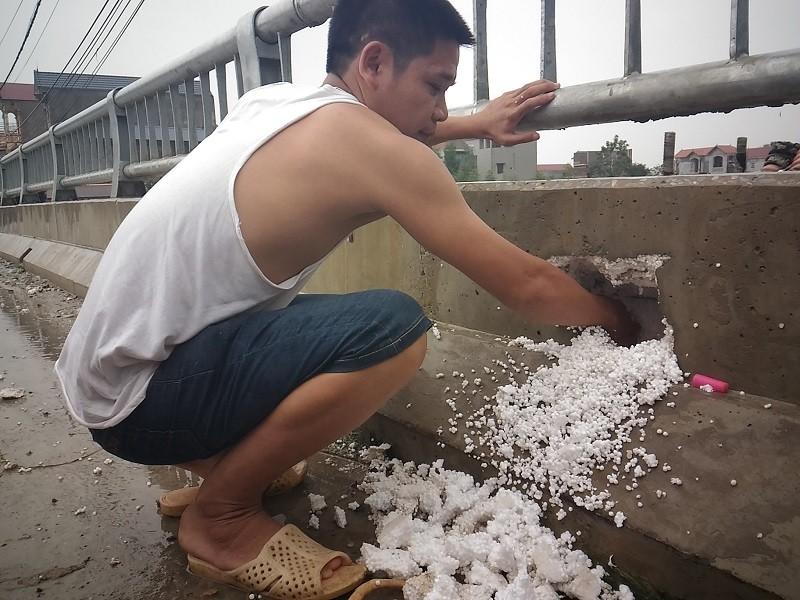 Thực hư cầu 65 tỉ đồng tại Hà Nội xây bằng 'bê tông cốt xốp' - ảnh 2