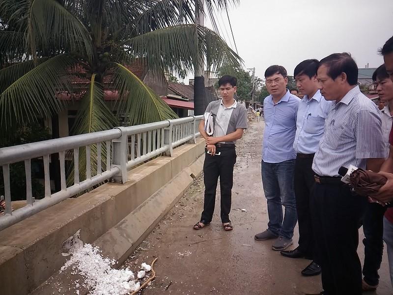 Thực hư cầu 65 tỉ đồng tại Hà Nội xây bằng 'bê tông cốt xốp' - ảnh 3