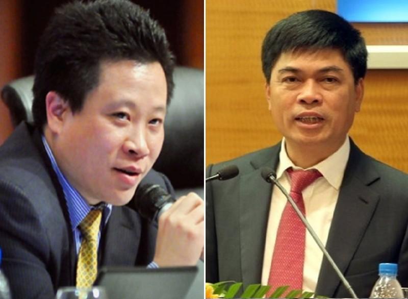 Cú 'bắt tay' trăm tỉ của Hà Văn Thắm và Nguyễn Xuân Sơn - ảnh 1