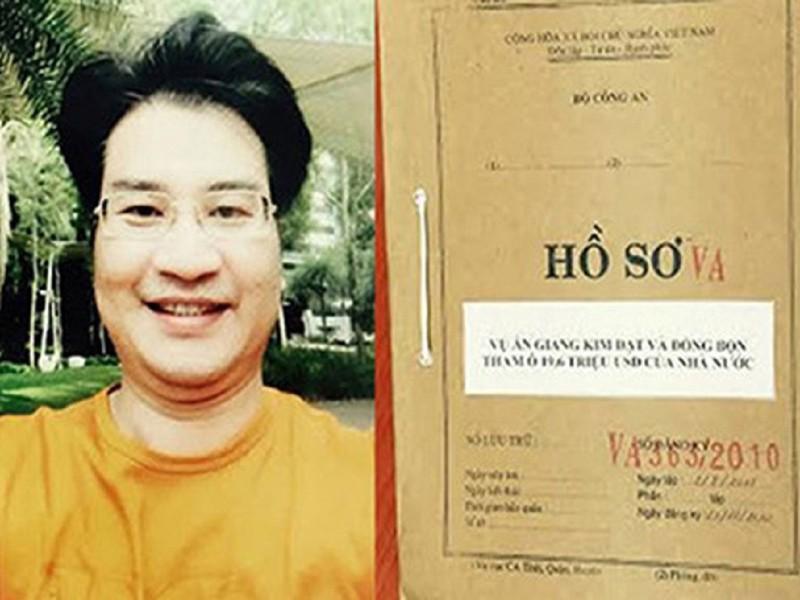 Cha con Giang Kim Đạt mua nhà lầu, xe hơi để rửa tiền - ảnh 1