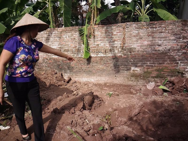 Thông tin mới nhất vụ hai bé gái bị chôn trong vườn - ảnh 1