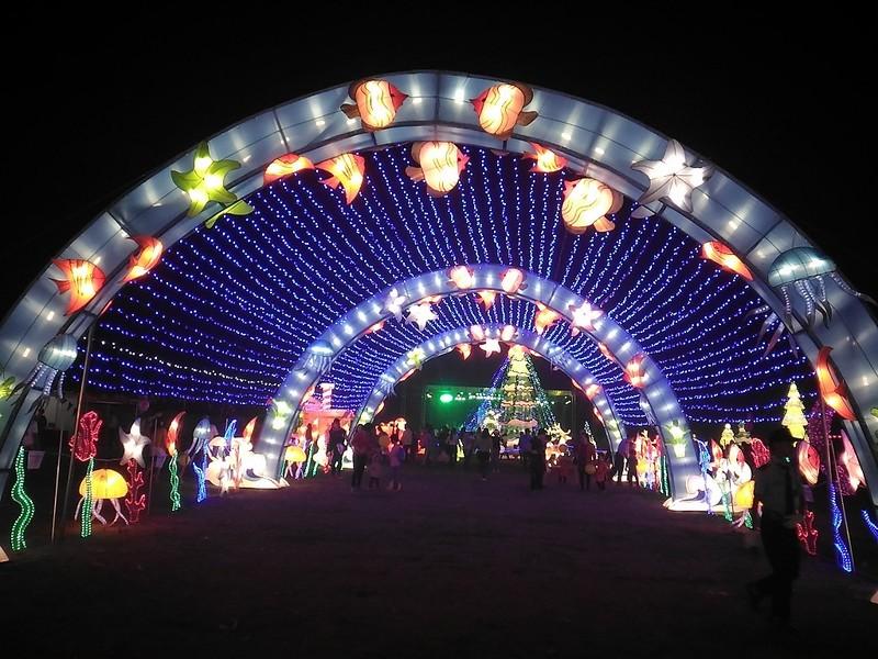 Giới trẻ Hà Nội 'phát cuồng' với lễ hội đèn lồng - ảnh 4