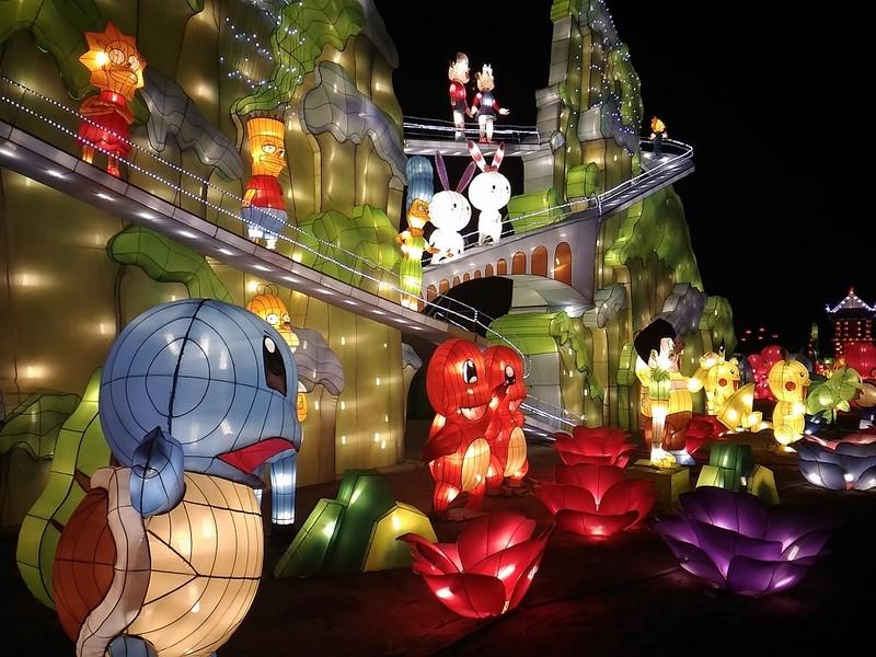 Giới trẻ Hà Nội 'phát cuồng' với lễ hội đèn lồng - ảnh 3
