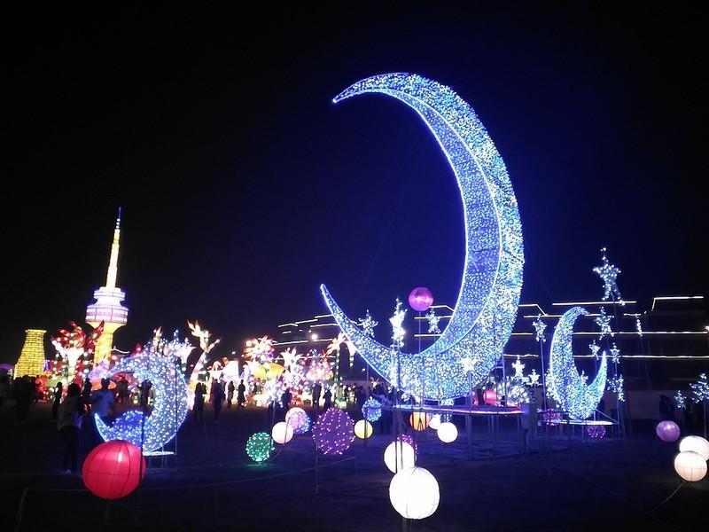 Giới trẻ Hà Nội 'phát cuồng' với lễ hội đèn lồng - ảnh 5