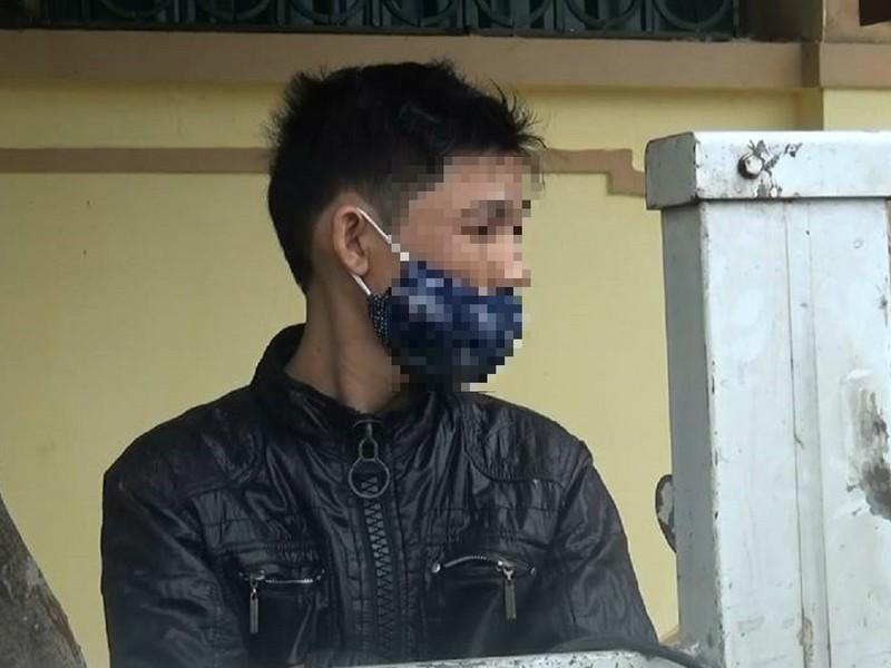 Thanh niên không đội mũ bảo hiểm còn thách thức CSGT - ảnh 1