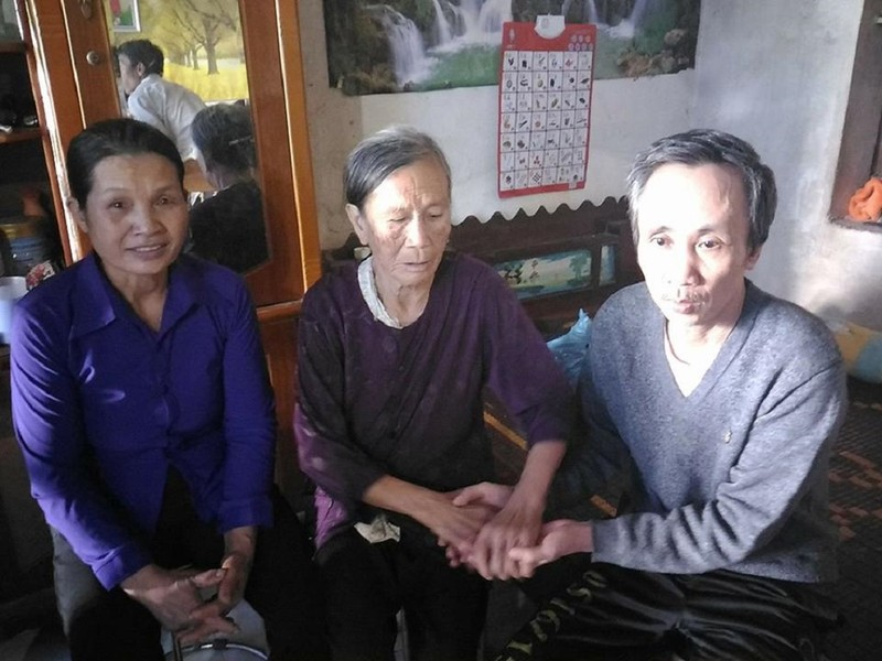Giây phút nhận tin được tự do của tử tù Hàn Đức Long - ảnh 1