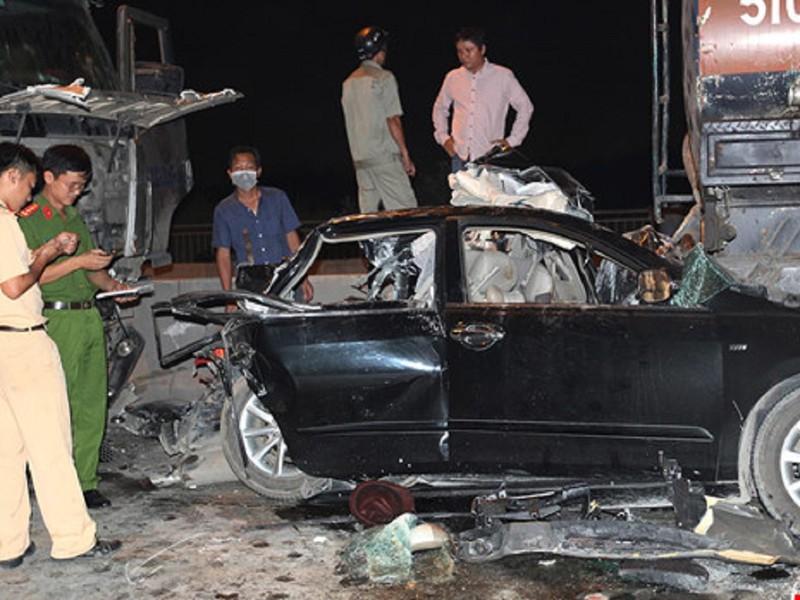 6 ngày, 126 người chết vì tai nạn giao thông - ảnh 1