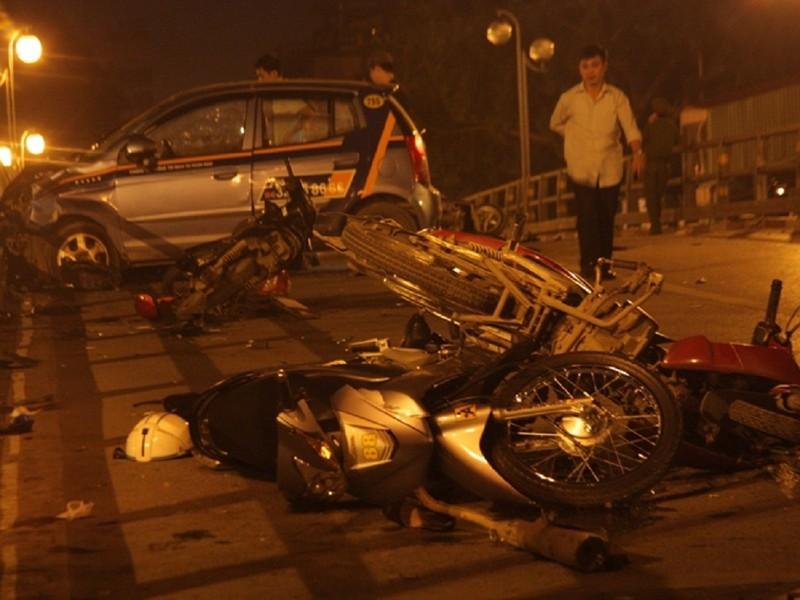 Khung giờ 'đen' thường xuyên xảy ra tai nạn giao thông - ảnh 1