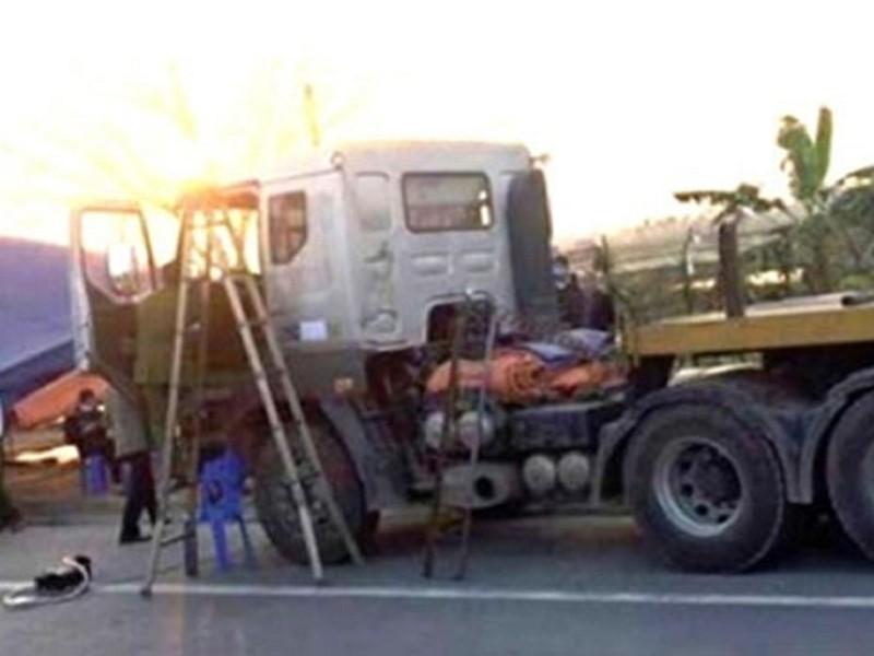 2 nghi phạm giết tài xế cướp 34 tấn thép bị bắt - ảnh 2