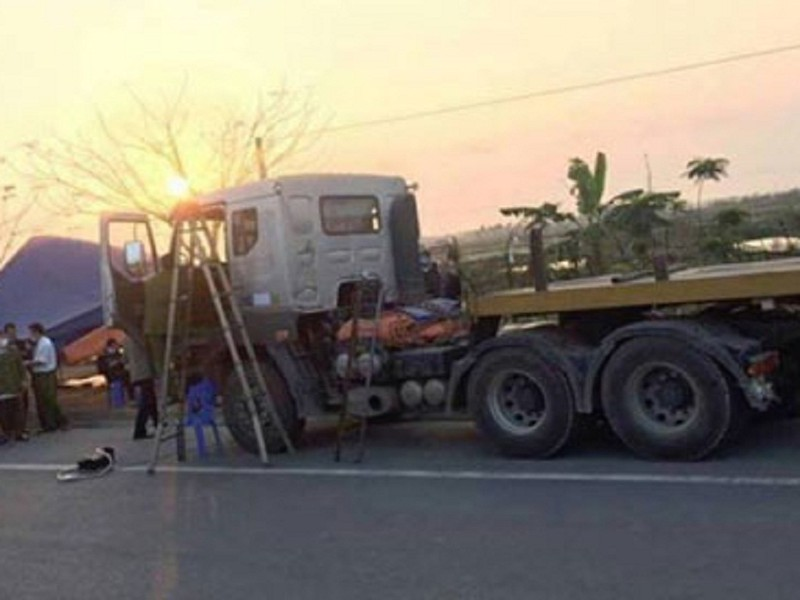 2 kẻ giết tài xế, cướp 34 tấn thép bị bắt như thế nào? - ảnh 1