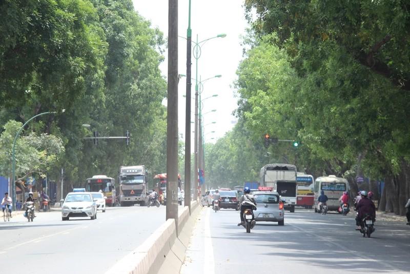 Chặt 1.300 cây trên đường Phạm Văn Đồng để mở đường - ảnh 2