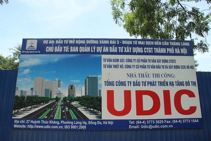 Chặt 1.300 cây trên đường Phạm Văn Đồng để mở đường - ảnh 1