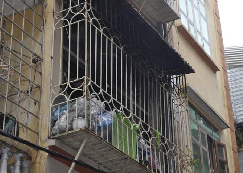 Công an thông tin vụ cháy nhà, 2 mẹ con chết thảm - ảnh 2