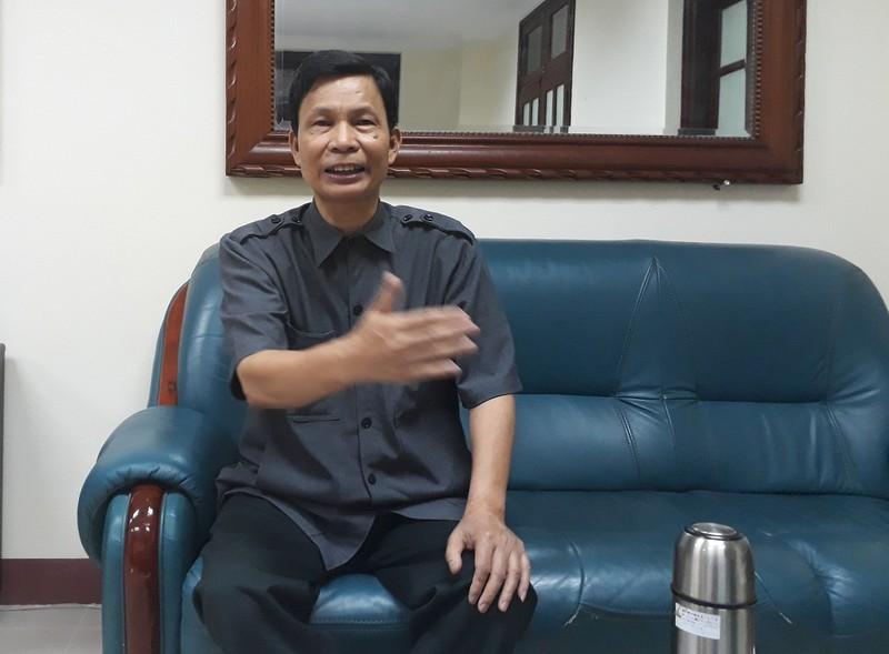 Ông Nguyễn Minh Mẫn tổ chức họp báo vụ phải xin lỗi - ảnh 1