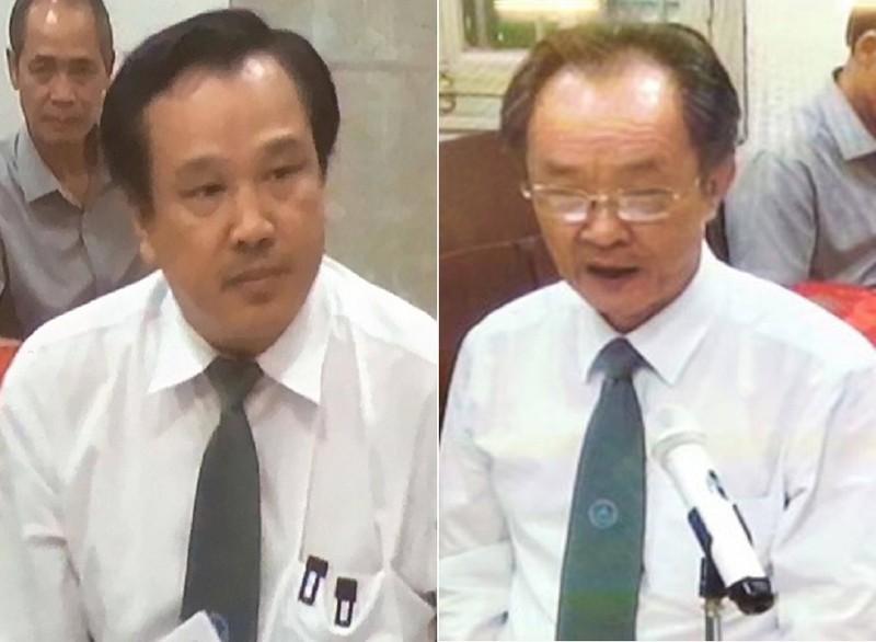 Vụ OceanBank: Luật sư nói Nguyễn Xuân Sơn không tham ô - ảnh 1