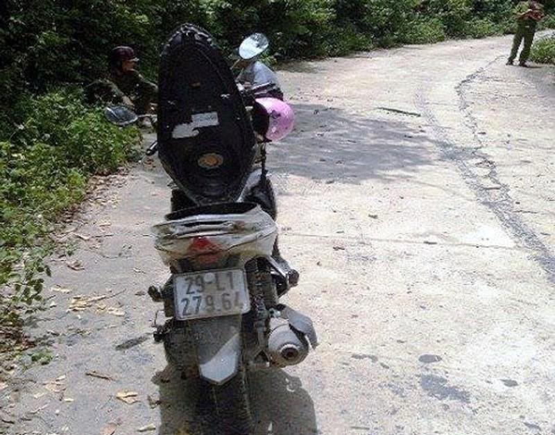 Hơn 2 năm, không ai đến nhận chiếc xe máy và 1,6 tỉ - ảnh 1