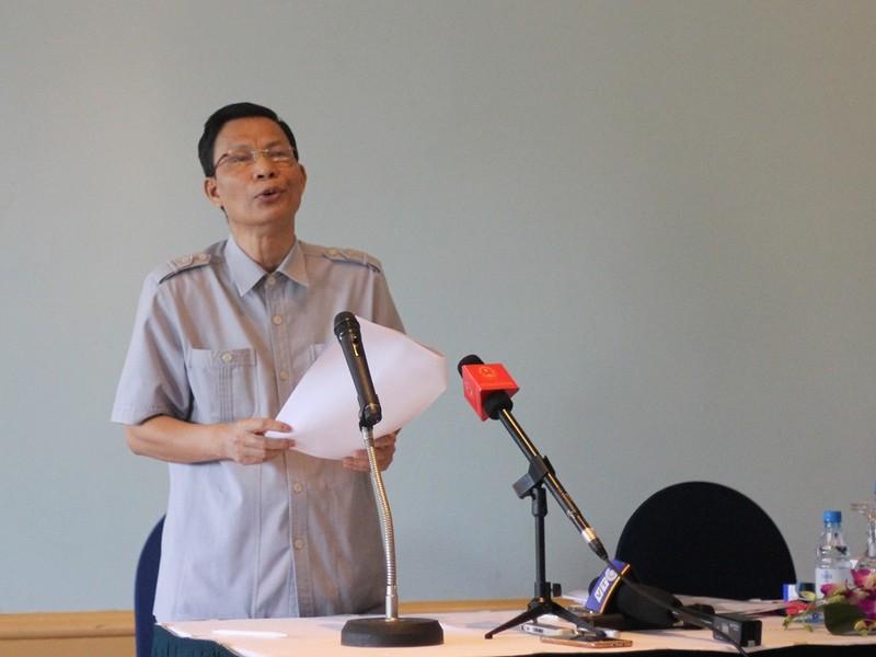 """Ông Nguyễn Minh Mẫn: """"Tôi không phải xin lỗi ai cả!"""" - ảnh 1"""