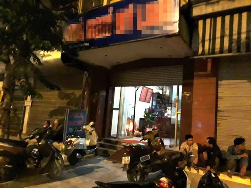 Hà Nội: Nam thanh niên đột tử trong nhà nghỉ - ảnh 1